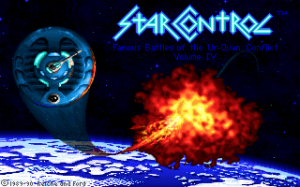 Star Control title