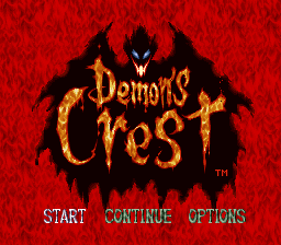 Demon's Crest (U) [!]000