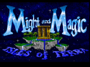 Might & Magic III IoT Title