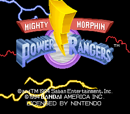 Mighty Morphin Power Rangers008