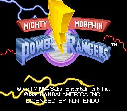 Mighty Morphin Power Rangers008