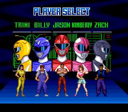 Mighty Morphin Power Rangers010