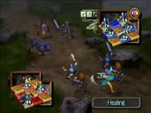 Battle of the Warbands – Nintendo 64 – Ogre Battle 64