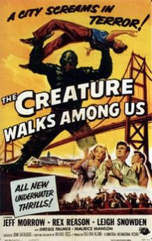 the-creature-walks-among-us