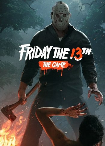 Friday the 13th Game Cover