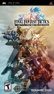 Final Fantasy Tactics - War of the Lions