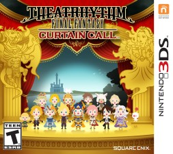 Final Fantasy Theatrhythm - Curtain Call