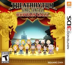 Final Fantasy Theatrhythm - Curtain Call