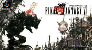 Final Fantasy VI (Japan)