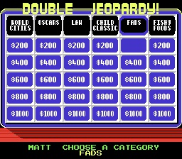 Jeopardy 3