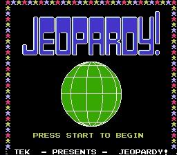 Jeopardy Title