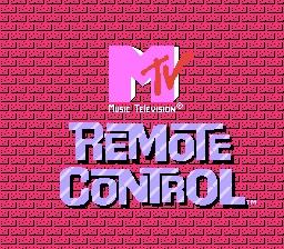 Remote Control Title