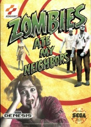 Zombies Ate My Neighbors