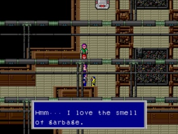 Phantasy Star II 3