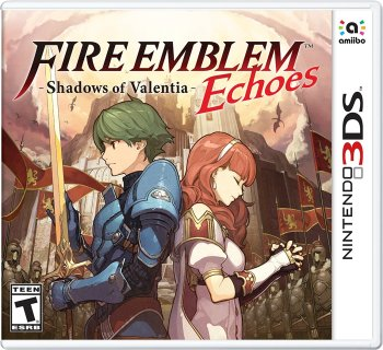 Fire Emblem Echoes - Shadow of Valentia