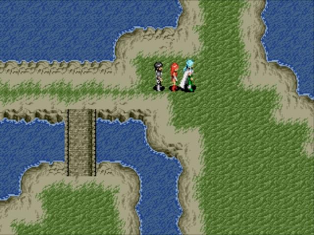 Phantasy Star 4 World Map.Back And Forth The Dance Goes On Sega Genesis Phantasy Star Iii