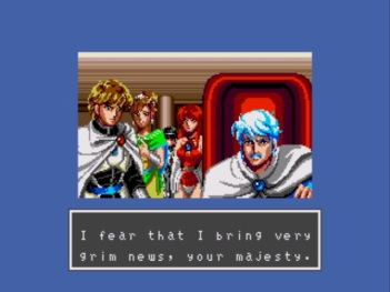Phantasy Star III 5