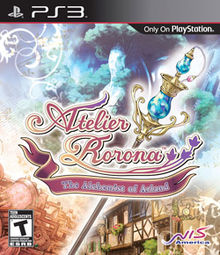 Atelier Rorona - Alchemist of Arland
