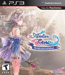 Atelier Totori - Adventurer of Arland