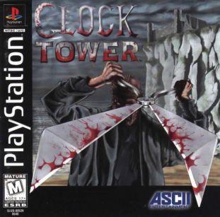 Clock Tower PSX
