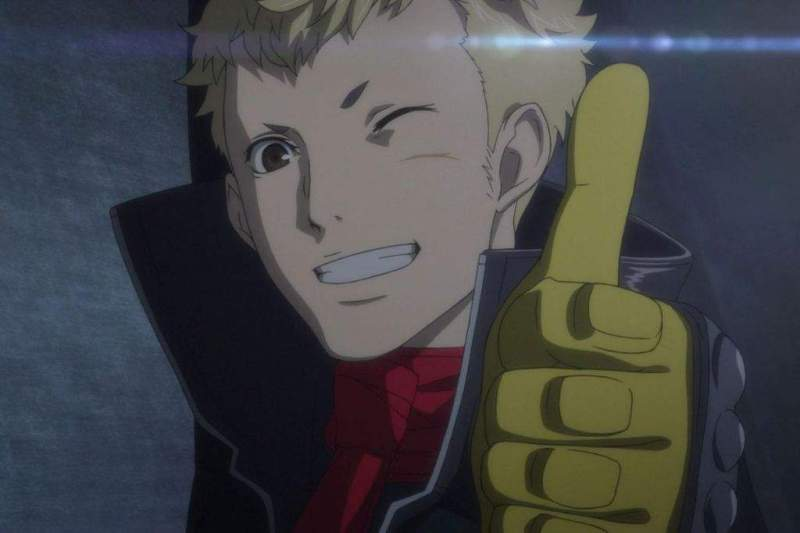 Ryuji Thumbs Up