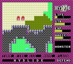 Hydlide2