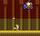 Screenshot of Sonic the Hedgehog - Triple Trouble (UE)