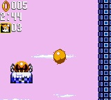Screenshot of Sonic the Hedgehog - Triple Trouble (UE)