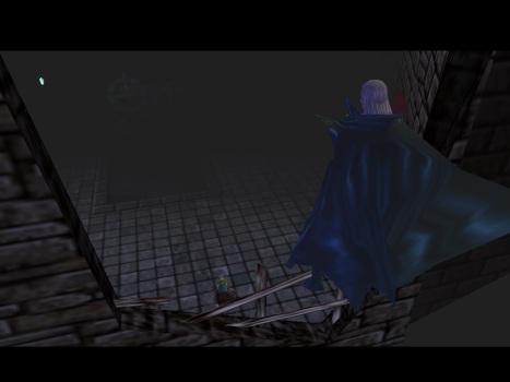 Dracula Look Down